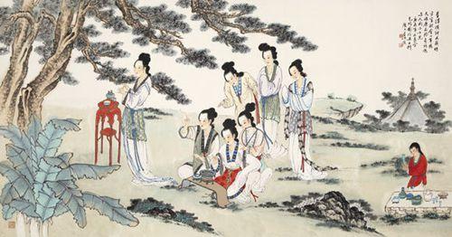 """七夕,中华传统文化的""""高光时刻"""""""