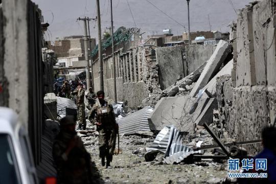 阿富汗首都汽车炸弹袭击致14人死亡-诚信在线