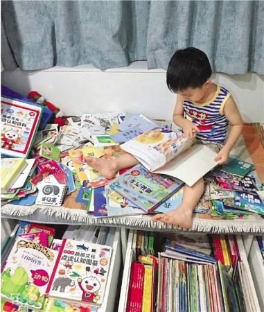 一个月看60本书写60篇读后感 这位幼儿园男娃怎么做到的