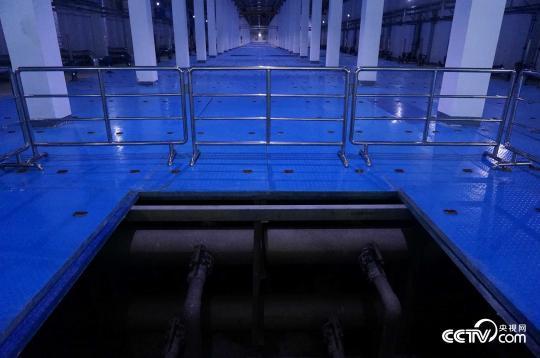 """水韵京华 可渔可游——北京这座亚洲最大的再生水厂""""不一般"""""""