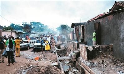"""尼日利亚也要""""厕所革命"""" 力争2025年杜绝国民随地大小便陋习"""