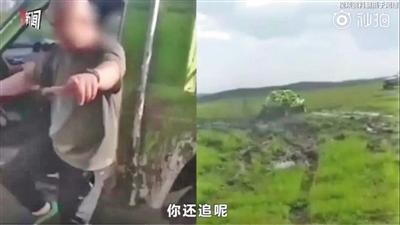 """媒体评""""碾轧草原还挑衅县长"""":别让越野成撒野"""