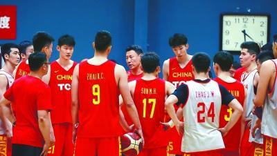 中国男篮世界杯阵容呼之欲出