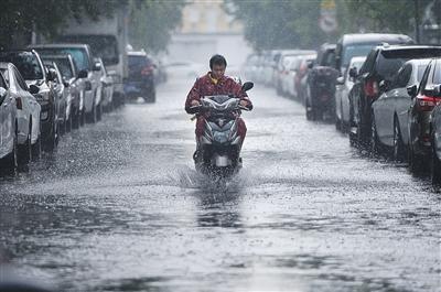 """今年最强台风""""利奇马""""登陆后北上 多地将出现强风暴雨"""