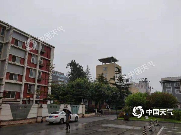 北京局地大暴雨紧急转移群众 今日仍有全市性降雨