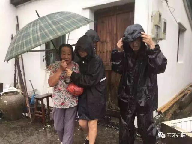 """迎战超级台风""""利奇马"""",浙江巾帼在行动!"""