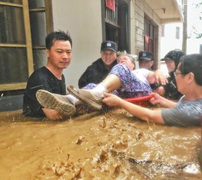 """各地各部门持续调度部署 众志成城迎战台风""""利奇马"""""""