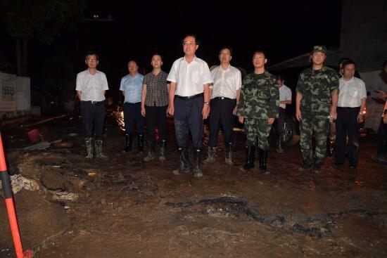 车俊赴乐清温岭临海指导救灾:尽快恢复受灾地区正常秩序