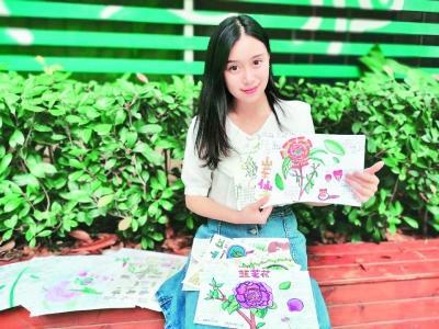 """美术老师跨界教环保 用画笔帮孩子治疗""""自然缺失症"""""""