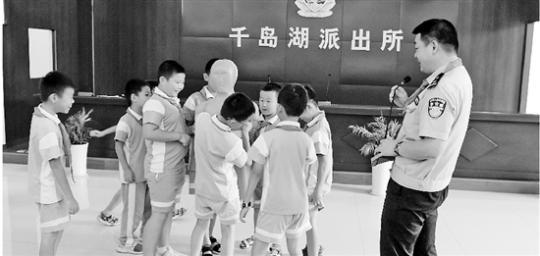 暑期安全课堂:佛冈foganglao门户会游泳不代表就没有危险