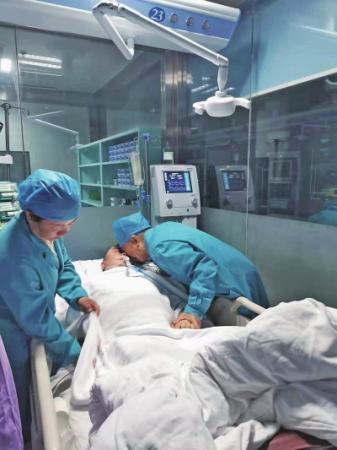 内蒙古汉子在郑突发疾病脑死亡 合肥助孕捐出器官给了4人新生
