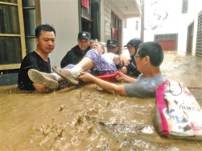 """台风""""利mainhong高端 网站奇马""""的48小时"""