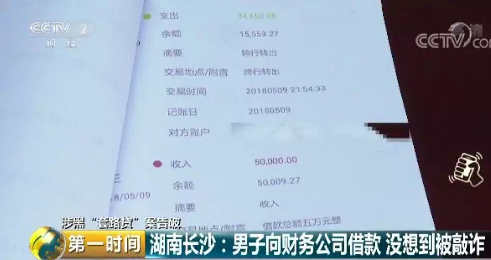 """""""套路贷""""团伙涉案1500余万元落网 这次是啥套路?"""