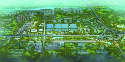 亚洲最大再生水湿地月底竣工