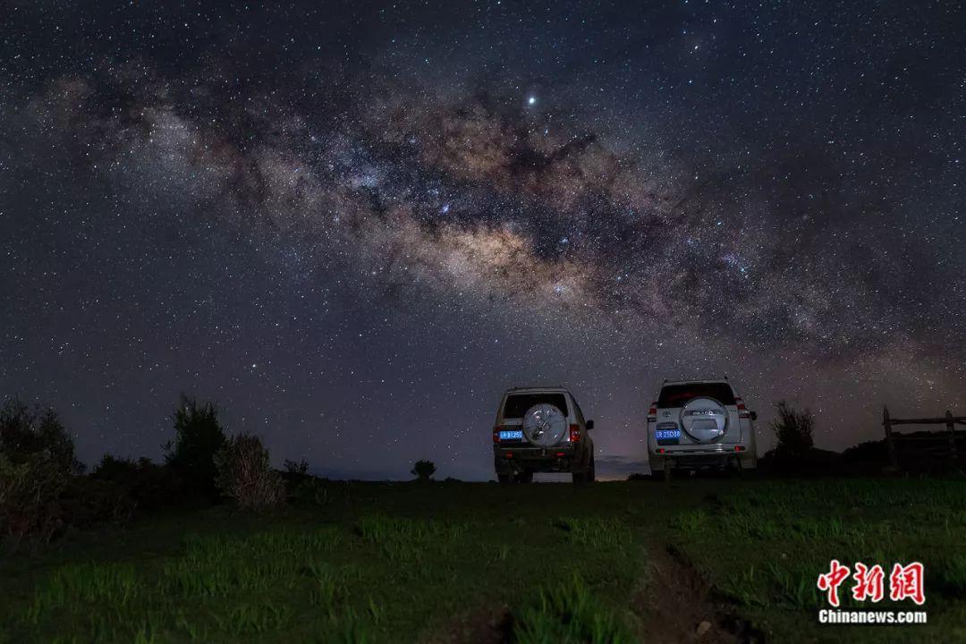 这里是中国拍摄星空最好的地方之一 不信你看(组图)