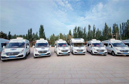 新疆叶城·西藏拉萨自然风情深度自驾游活动 在新藏线大本营锡湜亚正式启幕