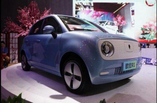 欧拉R1青春版惊艳亮相ChinaJoy,开启跨界营销新时代