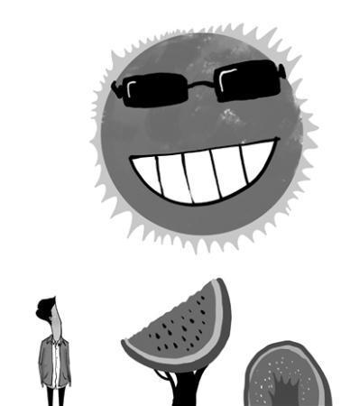 夏季鍛煉 謹防運動性中暑
