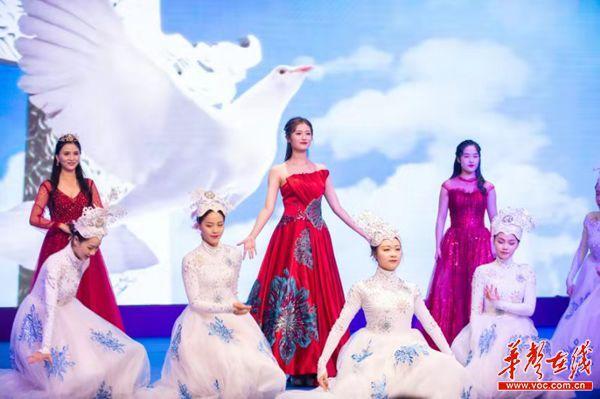 2019湘女秀以湘女创业为主题 邓东源周思敏任评委