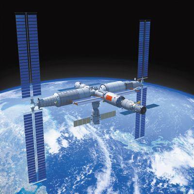 你也有机会在太空做实武汉助孕验 中国空间站公开征集项目