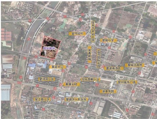 起始楼面价4183元/m2 金华婺城新区首推一宗住宅用地
