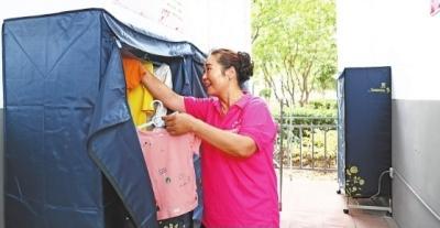 武汉:月底烘干设备有望覆盖360多个社区