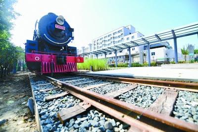 五路居京门铁路公园月底开园