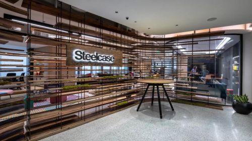 Steelcase上海灵感办公室获得LEED金奖及WELL银奖认证