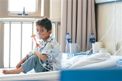 带去希望,百名阿富汗先心病儿童在中国被治愈