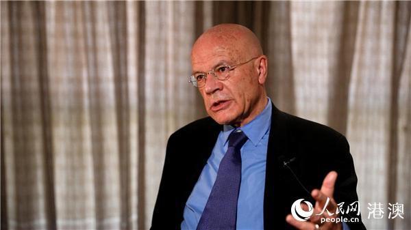 馬丁·雅克:只有積極融入國家發展,香港的未來才有保證