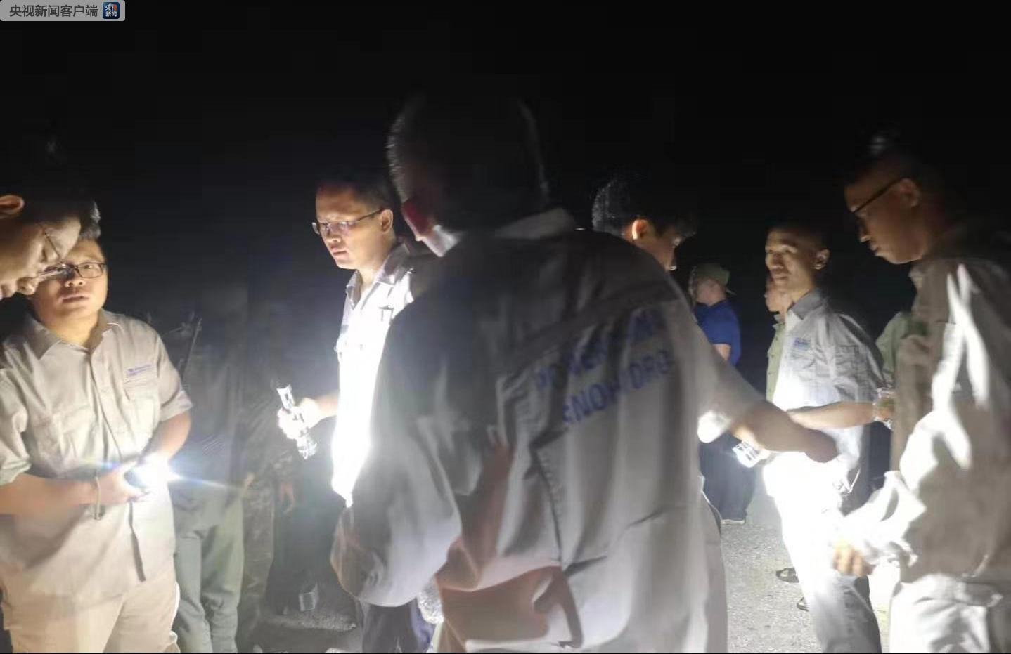 中国旅行团在老挝发生严重车祸 事故已造成14人遇难