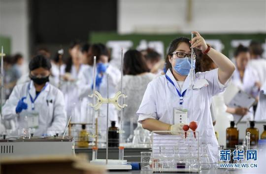 热点新闻:宁夏:生态情况监测专业手艺技术大交锋