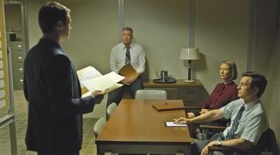 《心理猎人》 大卫·芬奇用专业和细节剖析犯罪