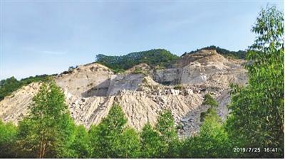 """石头铺草皮:""""化妆式""""矿山修复是文过饰非"""