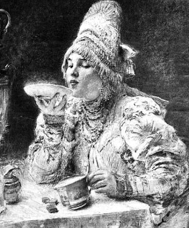 俄罗斯:饮茶爱茶三百年