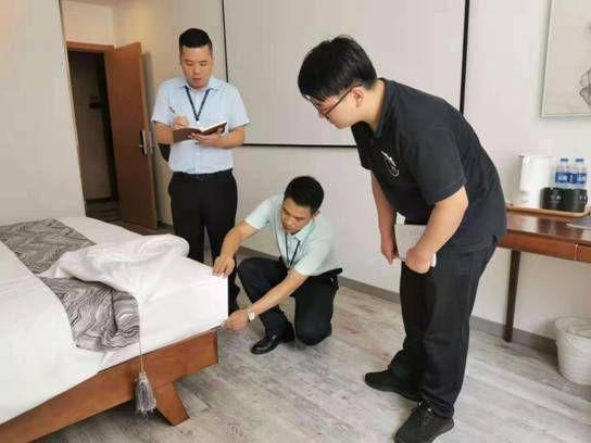 单体酒店升级品质成关键 千屿搭建质检体系严把关