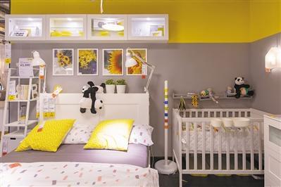 """""""二孩""""潮流下儿童房设计要提前筹备"""
