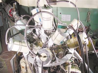 中国新一代伽马探测阵列开建 将极大提升国内核谱学基础科研能力