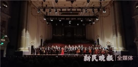 上海交响乐团世界巡演过半,叫好叫座征服外国观众和媒体