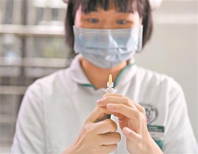 中國四價流感疫苗自主產量翻一番 可防四種病毒株