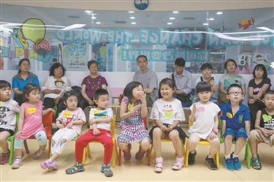 热点新闻:【聚焦校外培训:提前跑,三岁报班也怕晚?