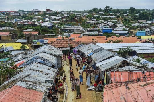 正版时时彩bw平台出租孟加拉国遣返罗兴亚难民计划受挫,无人自愿