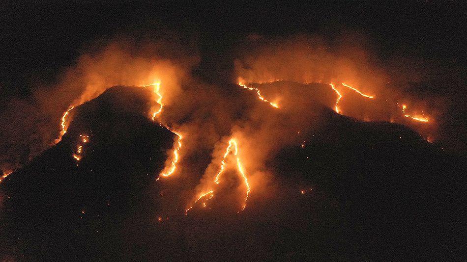 如果亚马孙雨林烧光了 许多地方或永无四季交替