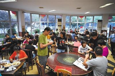 """北京方庄国营老饭馆燕龙餐厅今天""""退休"""""""