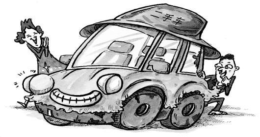 """如何避免""""入坑""""问题二手车"""