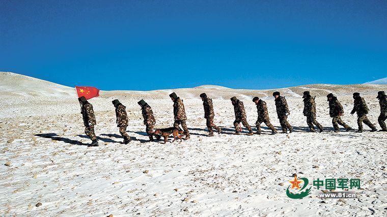 点赞!海拔5000米高原,一家四代接力护边70余年