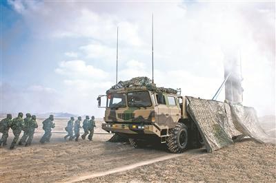 火箭军某旅加速培养打仗型士官队伍助推
