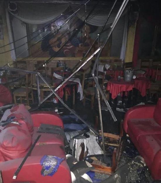 保险投资:墨西哥一酒吧起火28人亡