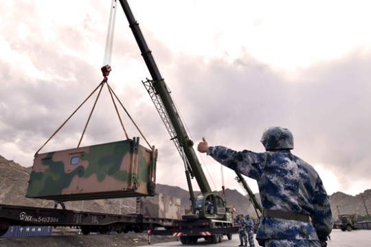 雷达机动营:电波覆盖的范围 就是我们的战场
