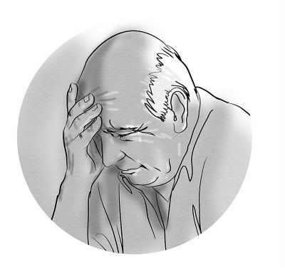 老年人持续两周以上情绪低落当心抑郁症